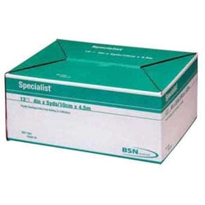 "Specialist Extra-Fast Plaster Bandage 4"" x 5 yds."