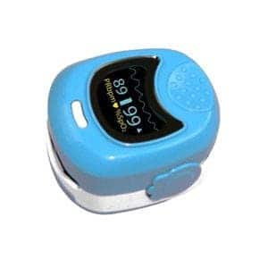 Pediatric Fingertip Oximeter CMS-50QB