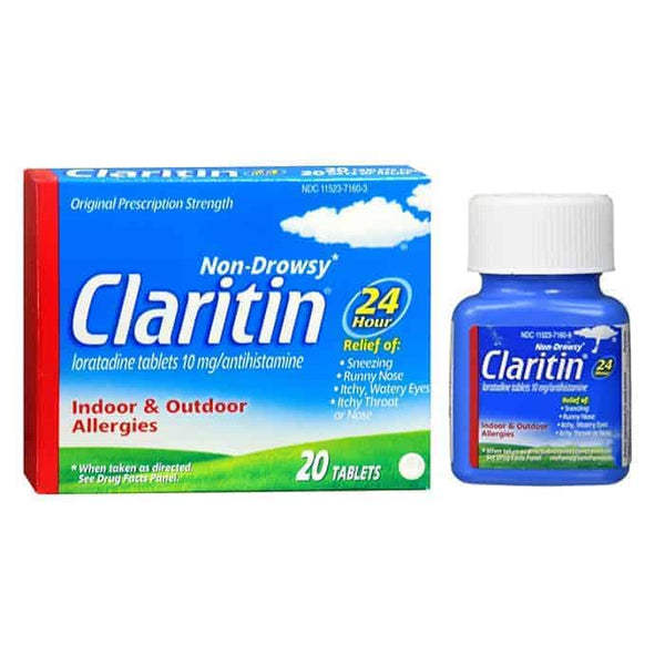Claritin Allergy 24 Hour Tablets, 20 Count