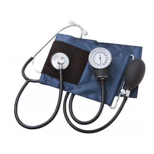 Prosphyg 780 Home Blood Pressure Monitor, Adult, Navy