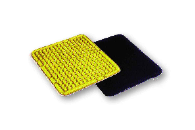 Action Products Shear Smart Gel Cube Pad 18x16""