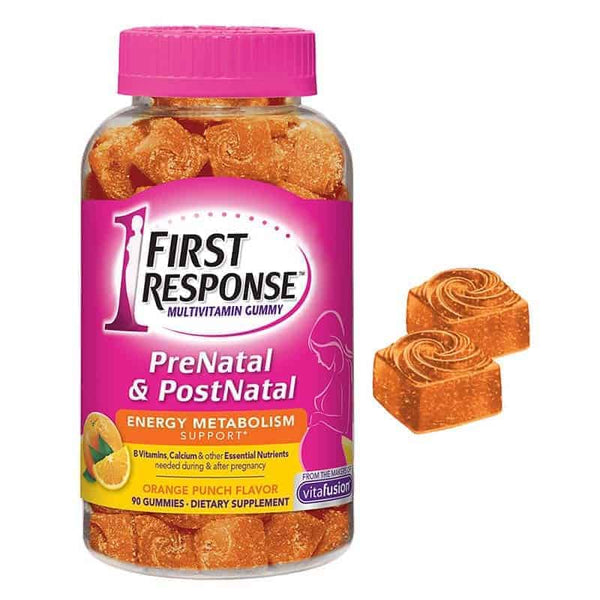 First Response Pre/Post Natal Gummy Vitamin