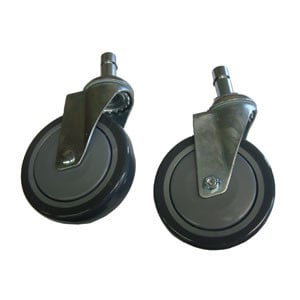 Replacement Casters for Shower Chair