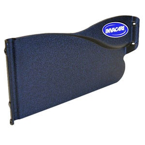 Invacare Wheelchair Desk Length Clothing Guard Left