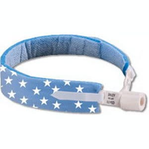 Pedistars Trach Tube Holder Neck