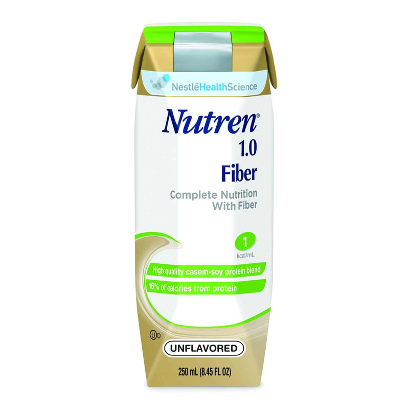 Nutren 1.0 Fiber Complete with Prebio1 Unflavored 250mL