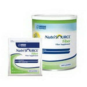 Nutrisource Fiber Unflavored Powder Supplement 7.2 oz. Canister