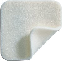 "Mepilex Soft Silicone Absorbent Foam Dressing 8"" x 8"""