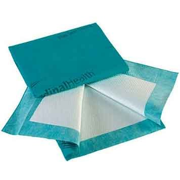 "Cardinal Health Premium Disposable Underpad, Maximum Absorbency, 31"" x 36"""
