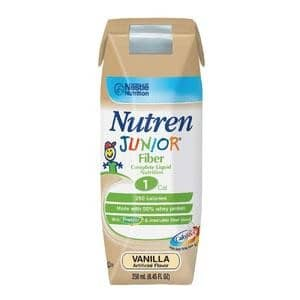 Nestle Nutren Junior Fiber Complete Vanilla with Prebio1 250 mL