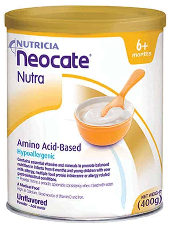 Neocate Nutra 14 oz. Can, Unflavored