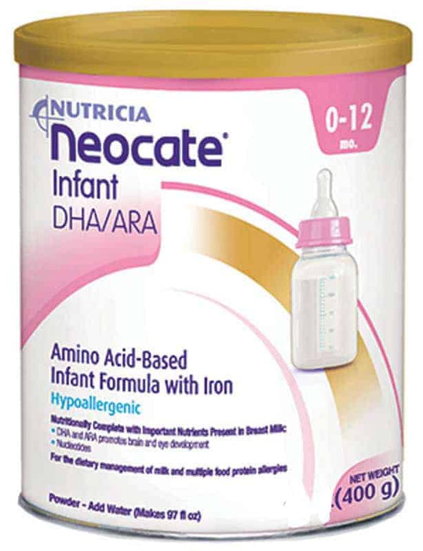 Neocate Infant DHA and ARA Powder 14.1 oz