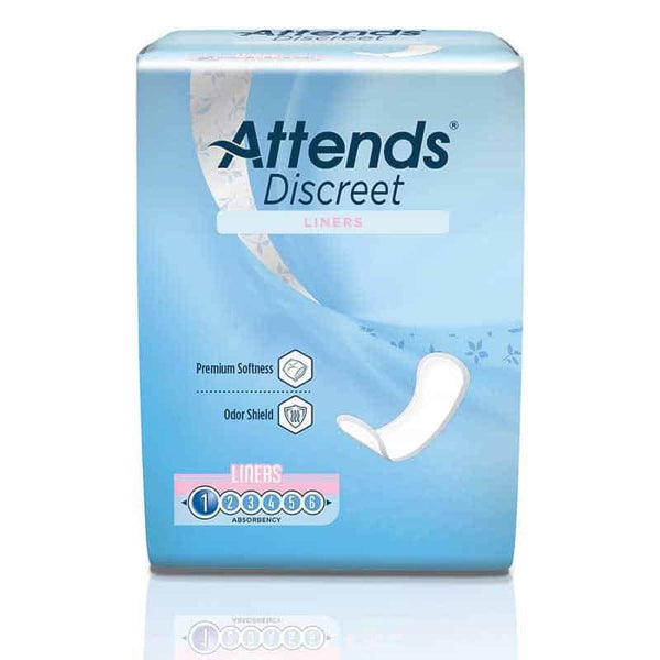 Attends Discreet Panty Liners