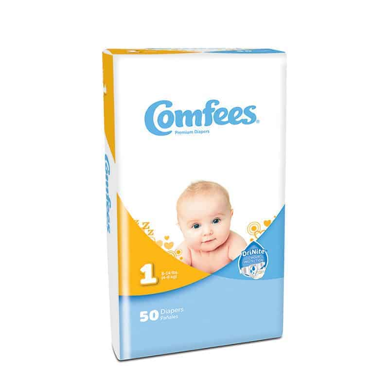 Comfees Baby Diapers