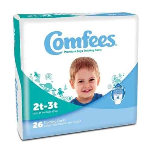 Comfees Boy Training Pants