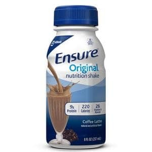 Ensure Coffee Latte