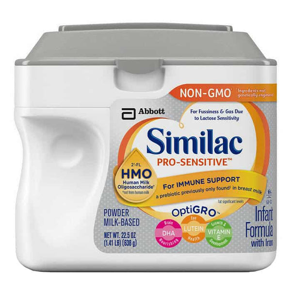 Similac Pro-Sensitive 1.41 Lb Can, Unflavored