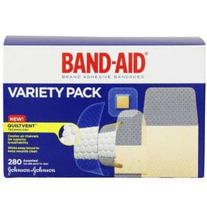 Band-Aid Brand Adhesive Bandages Variety Pack