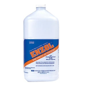 Enzol Enzymatic Detergent 1 Gallon Container