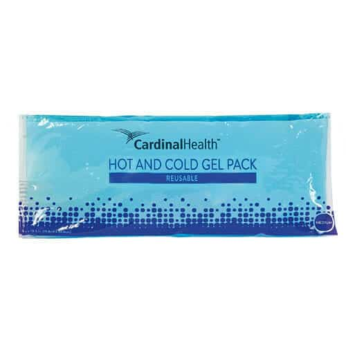 "Cardinal Health Insulated Hot/Cold Gel Pack 7-1/2"" x 15"""