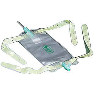 Bile Bag with T Tube Adapter, Belts