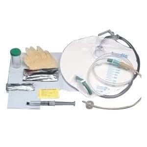 BARDIA 2-Way Complete Foley Kit 18 Fr 30 cc