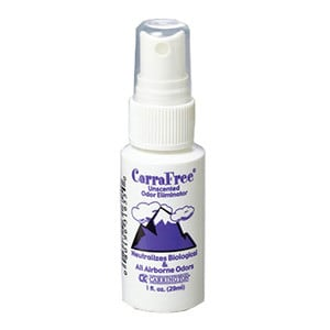 CarraScent Odor Eliminator 1 oz. Spray Bottle