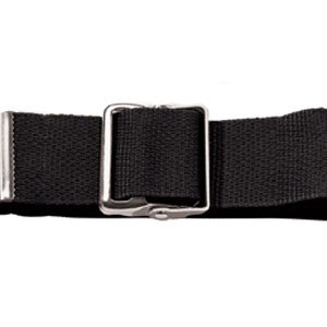 Gait Transfer Belt with Metal Buckle 58""