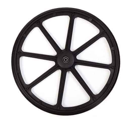 Replacement Rear Wheel for Excel Wheelchair, No Handrim