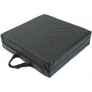 DMI Deluxe Seat Lift Cushion Black 16X16X4""