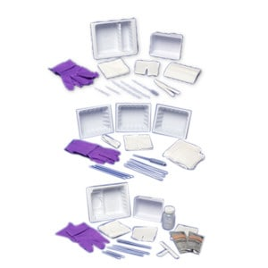 Tracheostomy Care Tray Standard