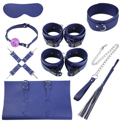 BDSM Plush Handcuffs Whip Rope Adult Sex Toys丨runyu