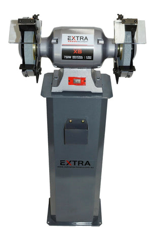Excellent Industrial Bench Grinder X8 750W 200Mm X 25Mm Wheel With Alphanode Cool Chair Designs And Ideas Alphanodeonline