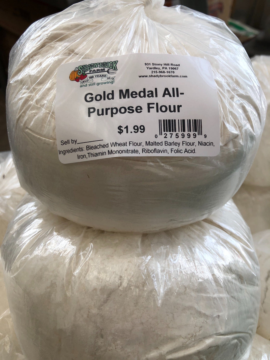 Gold Medal All Purpose Flour 3 lb bag