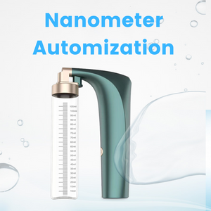 105ml Nano Starilization Steamer Gun for Skin Care Moisture - Mico Beauty
