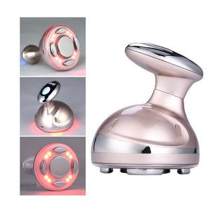 RF Cavitation Ultrasonic LED Fat Burner Anti Cellulite Slimming Massager - Mico Beauty