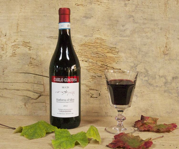 Carlo Giacosa, MUCIN Barbera d'Alba, DOC, 買紅酒, Red Wine, Fine Wine Asia, 意大利評分酒, italian red wine, Wine Searcher, 紅酒推介, 頂級紅酒, 紅酒送貨
