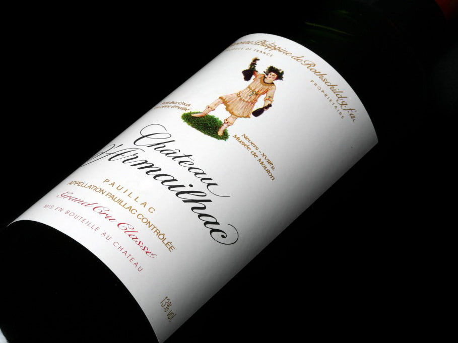 Chateau d'Armailhac, 單人舞, 買紅酒 Red Wine, Fine Wine Asia, 法國名莊酒, france red wine, Wine Searcher, 紅酒推介, 頂級紅酒, 波爾多, Bordeaux 1855 Wines