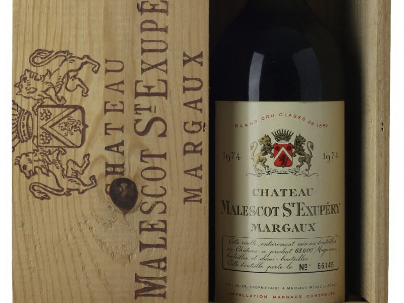 Chateau Malescot St-Exupery 馬利哥