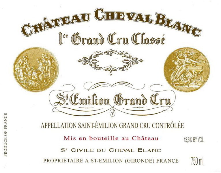 Chateau Cheval Blanc, 白馬, 買紅酒 Red Wine, Fine Wine Asia, 法國名莊酒, france red wine, Wine Searcher, Saint Emilion Grand Cru Wines