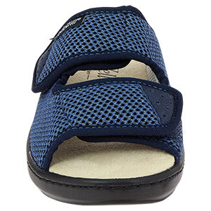 Podowell canada france slippers sandals comfort extra wide anti-skid adjustable