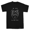 O&F Be Kind to Your Mind Tee - Black