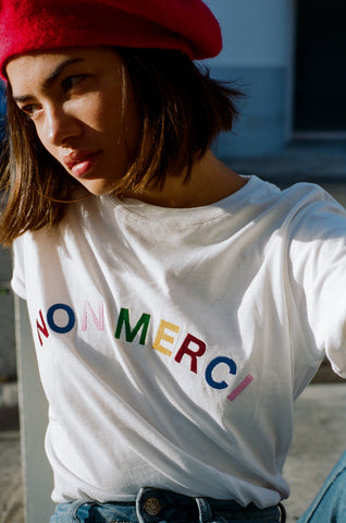 O&F Non Merci Tee