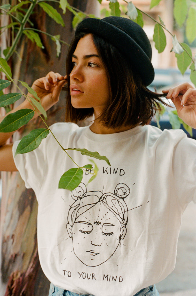 O&F Be Kind to Your Mind Tee