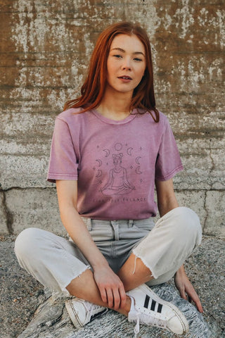 O&F Find Your Balance Tee