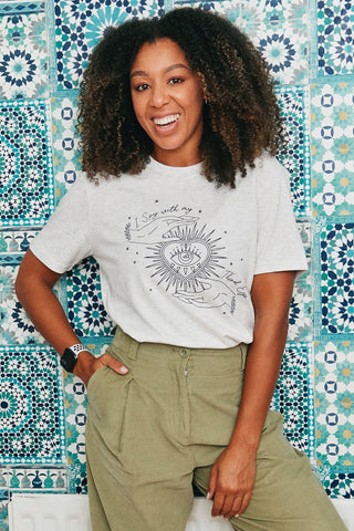O&F I Spy With My Third Eye Tee