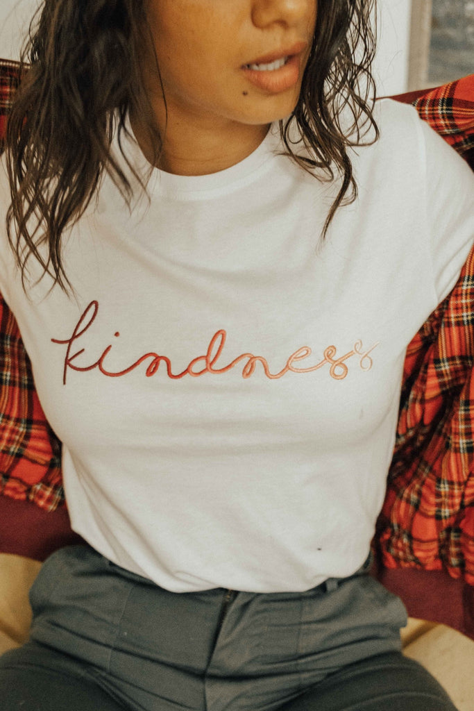 O&F Kindness Tee