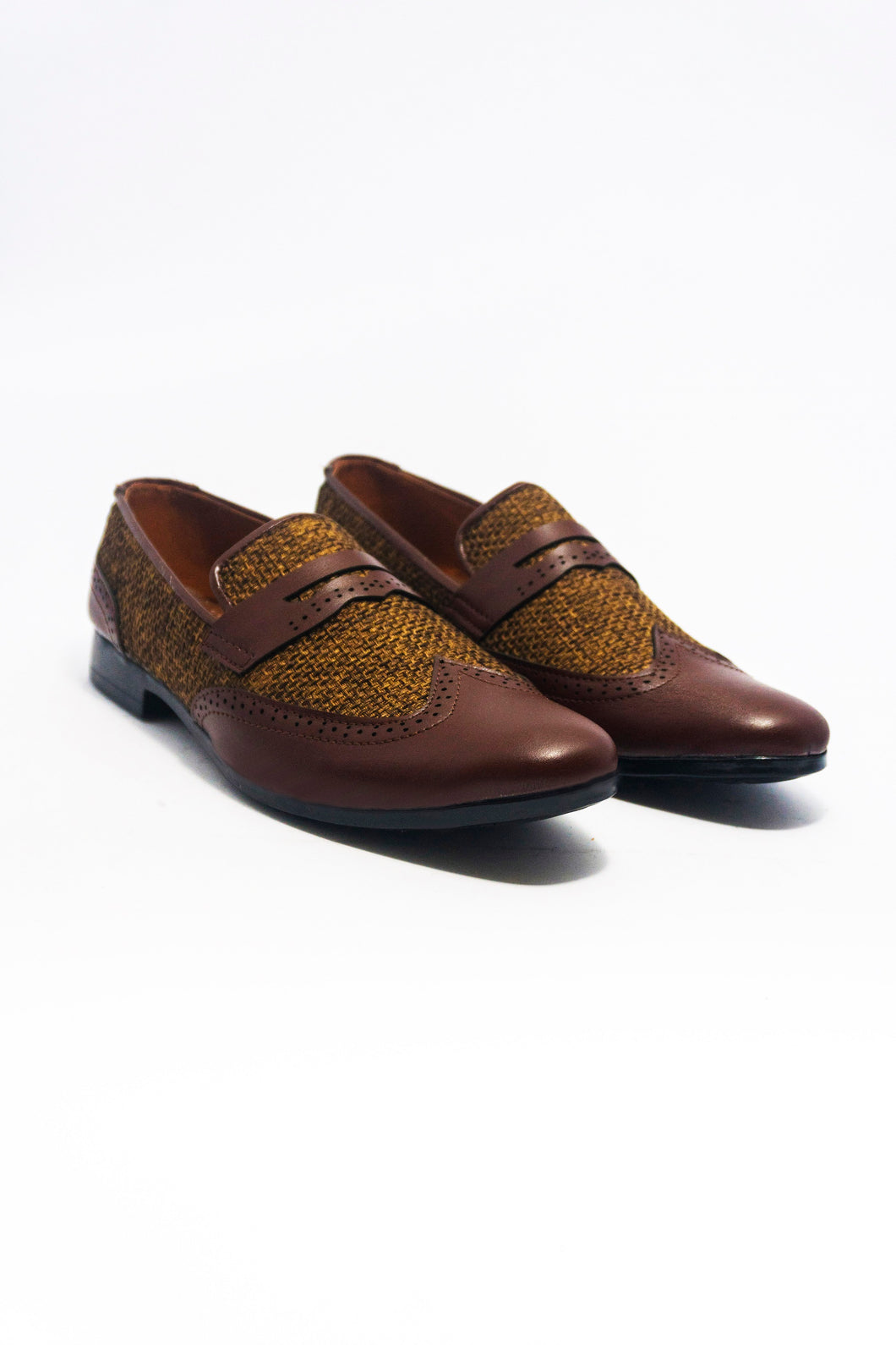 The Brown Wingtip