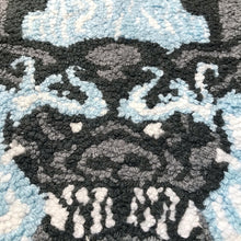 "Load image into Gallery viewer, HAND MADE ""Foo Lion"" RUG"