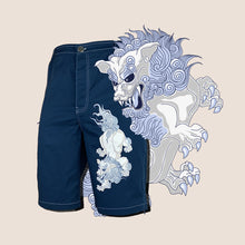 "Load image into Gallery viewer, PREORDER ""Foo Lion"" Shorts"